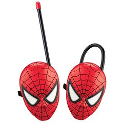 Marvel Spider-Man Walkie Talkies