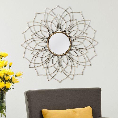 Stratton Home Decor Anais Wall Mirror