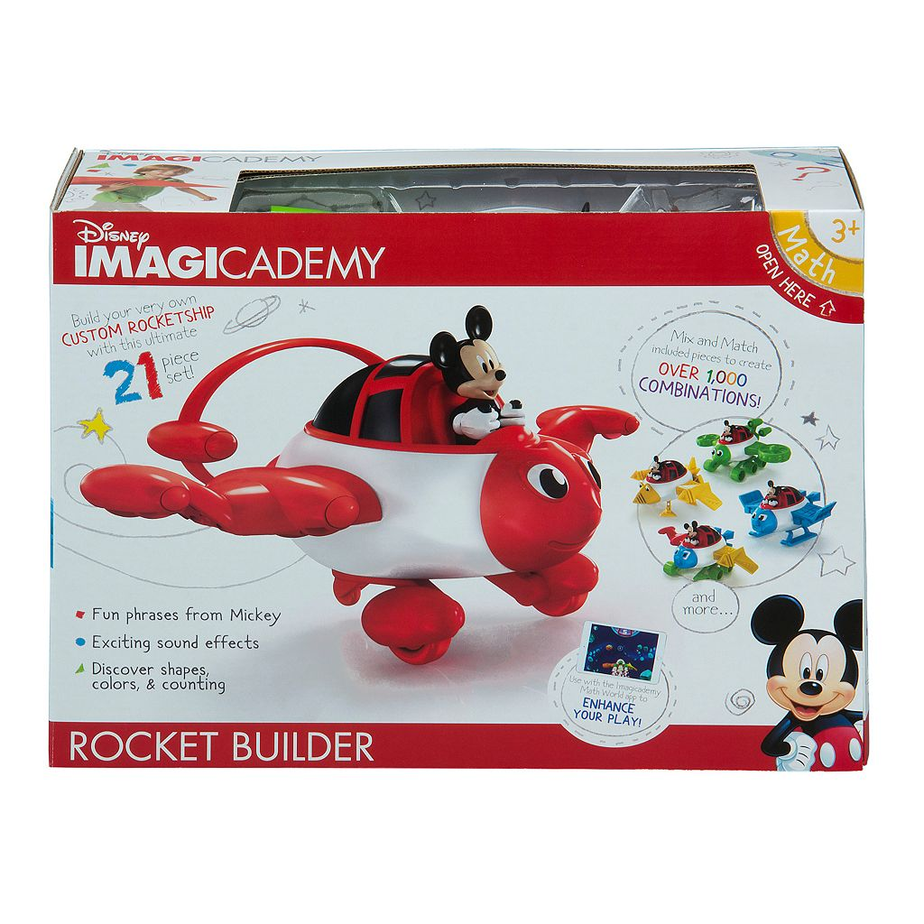 Disney's Imagicademy Rocket Builder