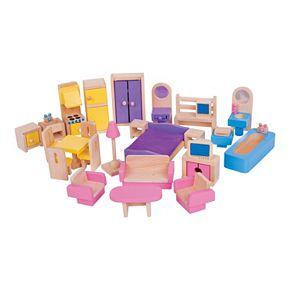 Bigjigs Toys Doll Furniture
