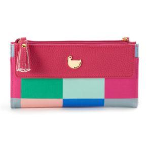 Buxton Cosmopolitan Patchwork Wallet