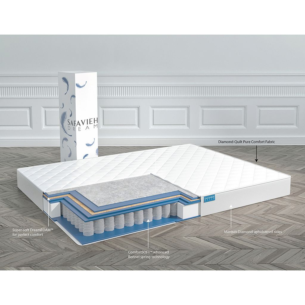 Safavieh Clarity 6-inch Spring Mattress