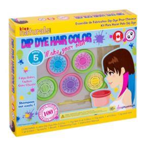 Kiss Naturals DIY Hair Dip Dye Kit by Fundamentals Toys