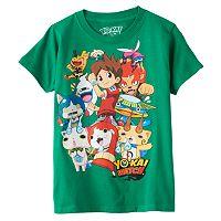 Boys 4-7 Yo-Kai Watch Green Character Graphic Tee