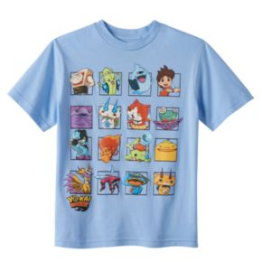 Boys 4-7 Yo-Kai Watch Blue Character Graphic Tee