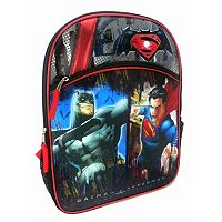 Kids DC Comics Batman v Superman: Dawn of Justice Backpack