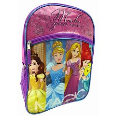 Disney Princess Kids 'Make Your Own Magic' Backpack