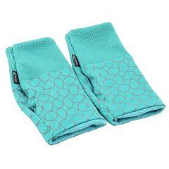 Empower NiteBright Ultra Reflective Fleece Fingerless Mittens