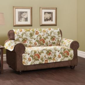 Innovative Textile Solutions Eden Loveseat Protector