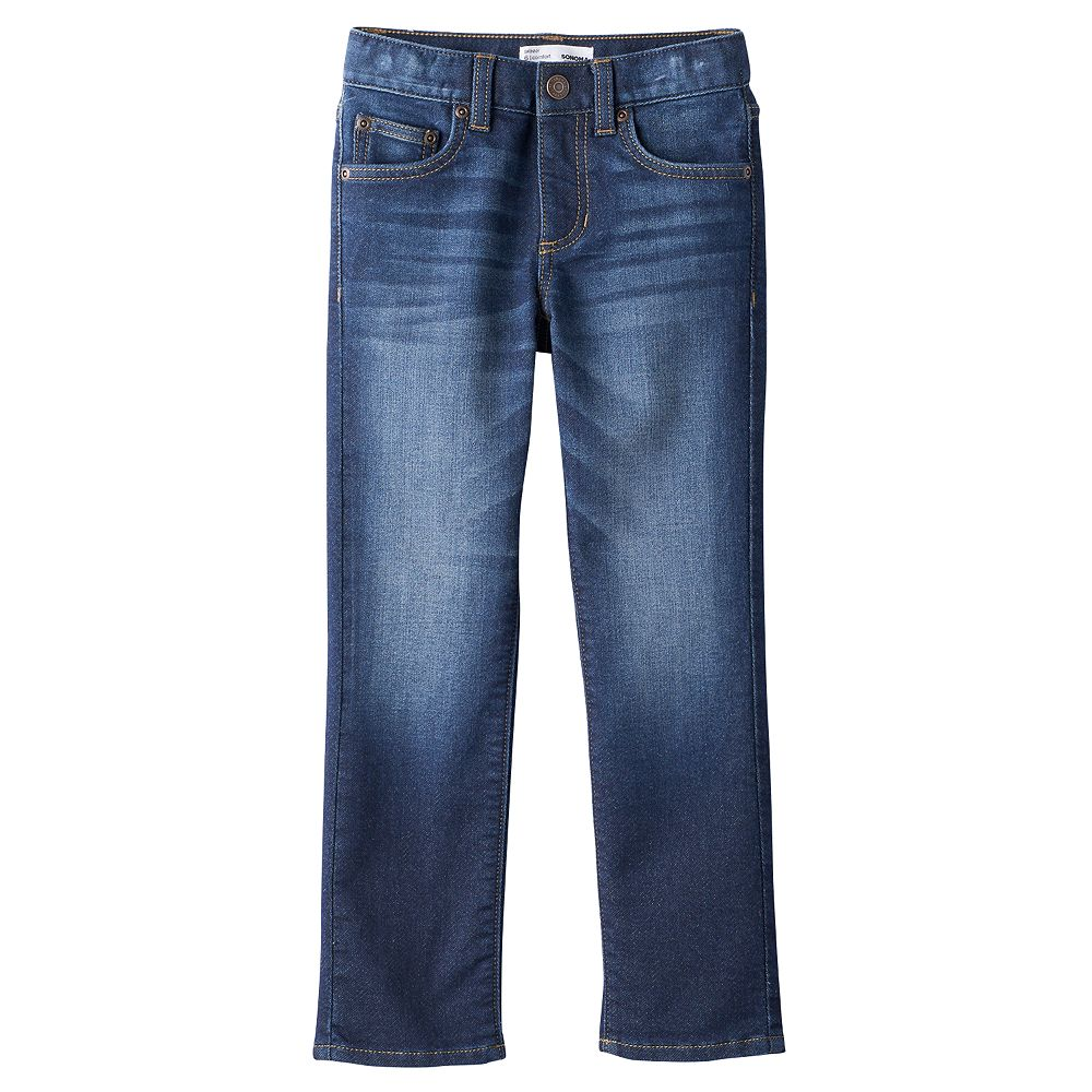 9430d91a Boys 4-7x SONOMA Goods for Life™ Skinny Comfort Jeans