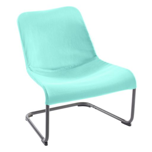 Simple By Design C-Shape Spring Accent Chair
