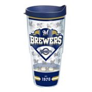 Tervis Milwaukee Brewers 24-Ounce Logo Tumbler