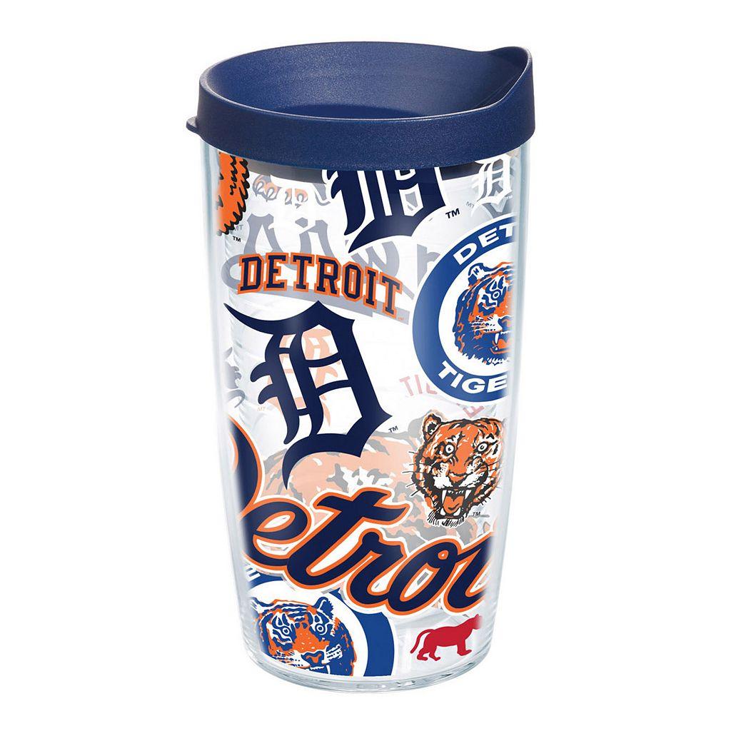 Tervis Detroit Tigers 16-Ounce Logo Tribute Tumbler