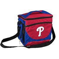 Logo Brand Philadelphia Phillies 24-Can Cooler