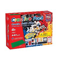 BricTek 440 Piece Creative Pack