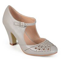 Journee Collection Elsa Women's Mary Jane Heels
