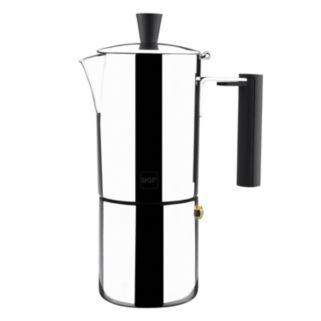Magefesa Capri Stainless Steel Stovetop Espresso Maker