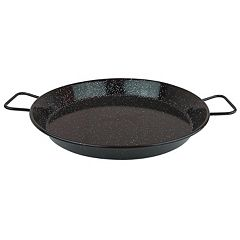 Magefesa Carbon Steel Speckled Paella Pan