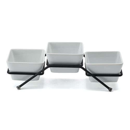 Food Network™ 4-pc. Square Bowl Serving Set