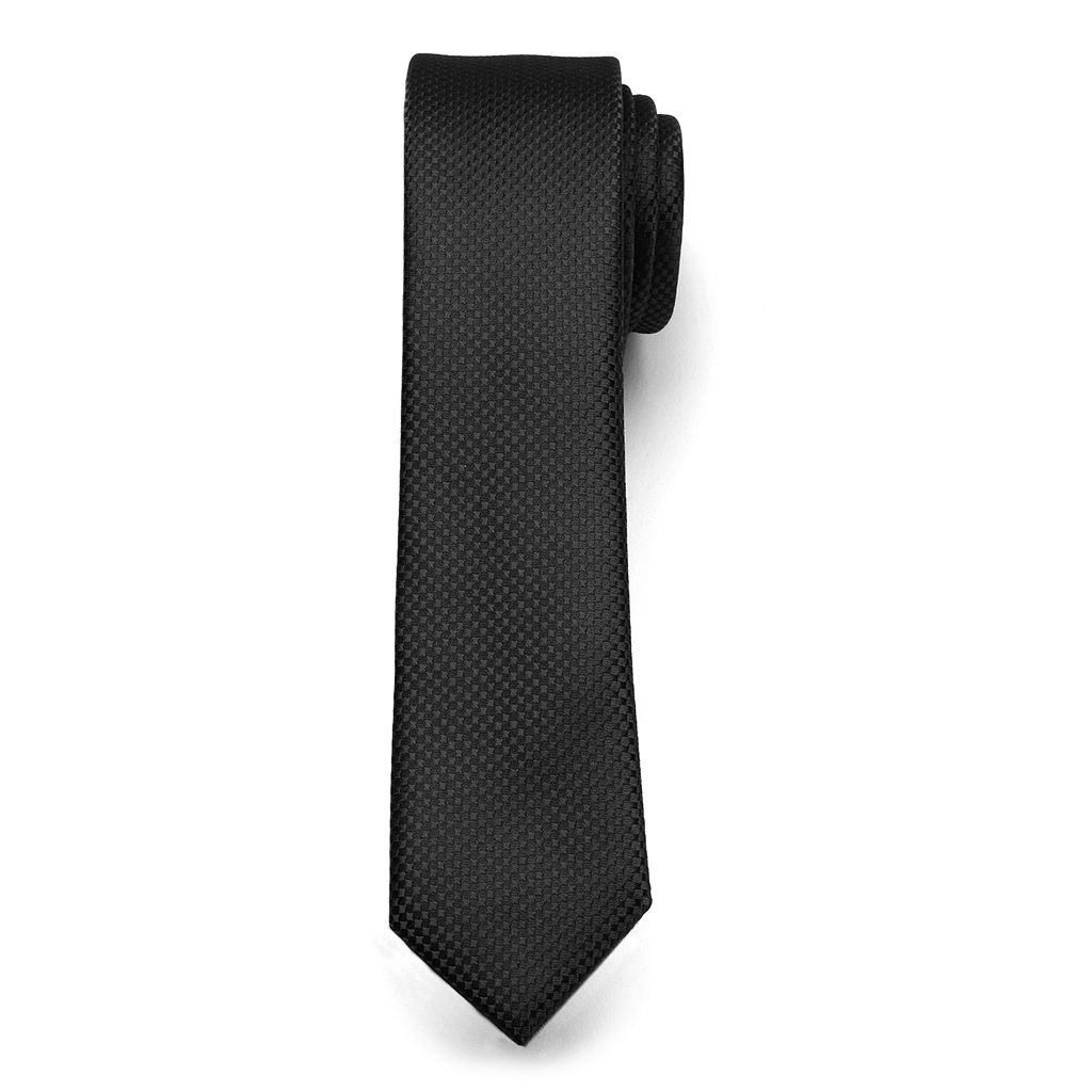 Men's Van Heusen Star Solid Skinny Tie