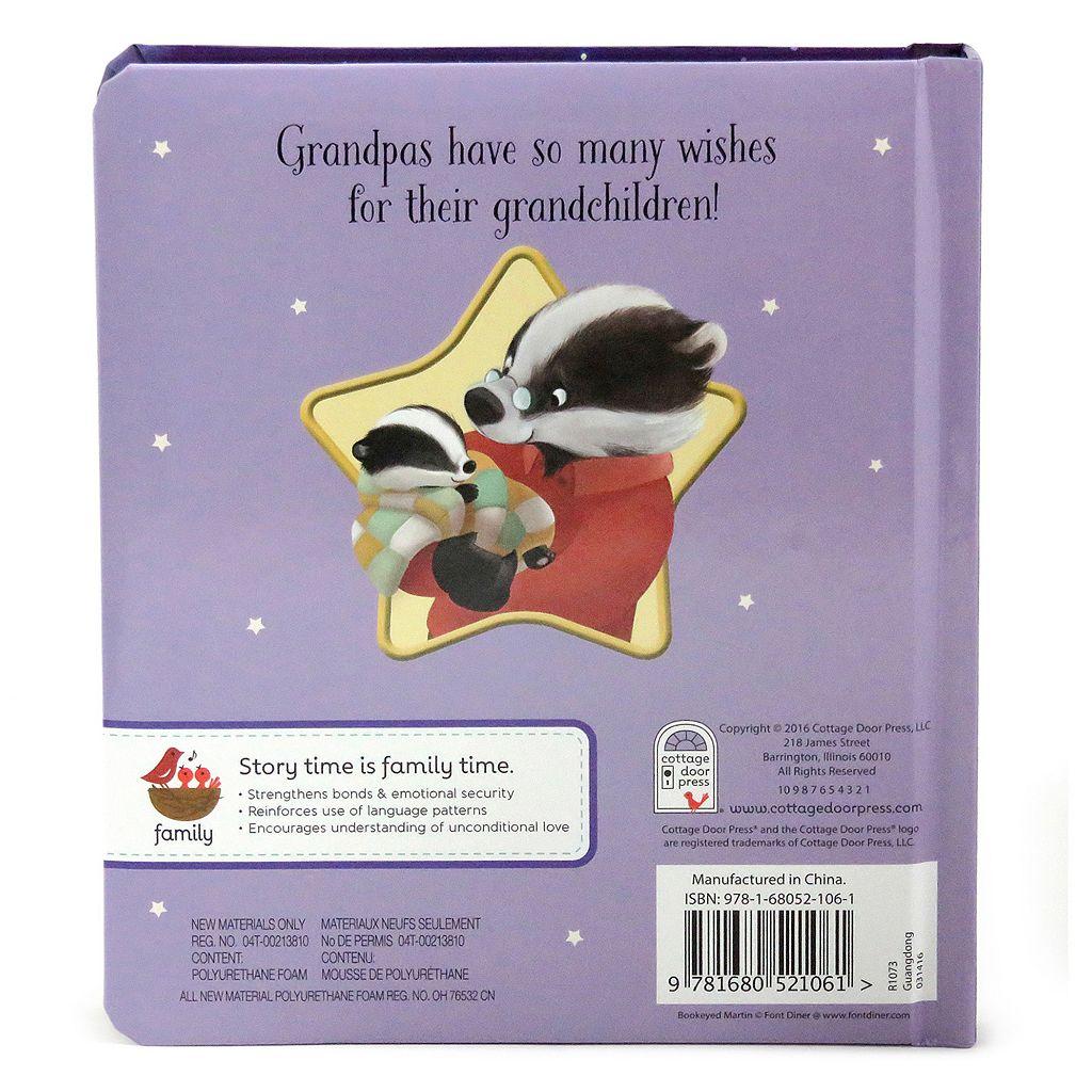 Grandpa's Wish List Board Book by Cottage Door Press