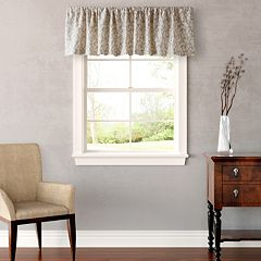 Laura Ashley Lifestyles Victoria Window Valance - 86'' x 15''
