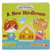 A New Birdhouse, Touch & Feel Board Book by Cottage Door Press