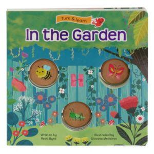 In the Garden: Turn & Learn Board Book by Cottage Board Press