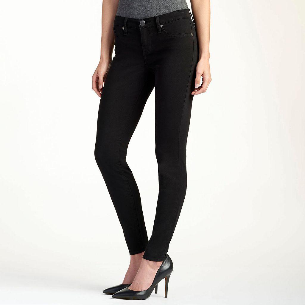 Women's Rock & Republic® Kashmiere Black Jean Leggings