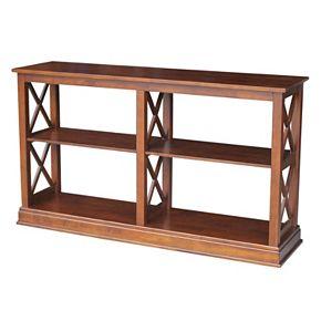 International Concepts Hampton Sofa Table
