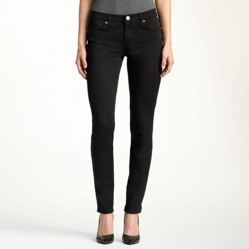 Women's Rock & Republic® Berlin Black Skinny Jeans
