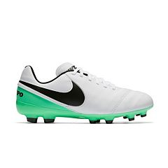 Nike Jr. Tiempo Legend VI Firm Ground Kids' Soccer Cleats