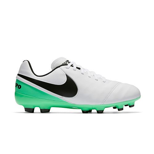 e27618f950d Nike Jr. Tiempo Legend VI Firm Ground Kids  Soccer Cleats