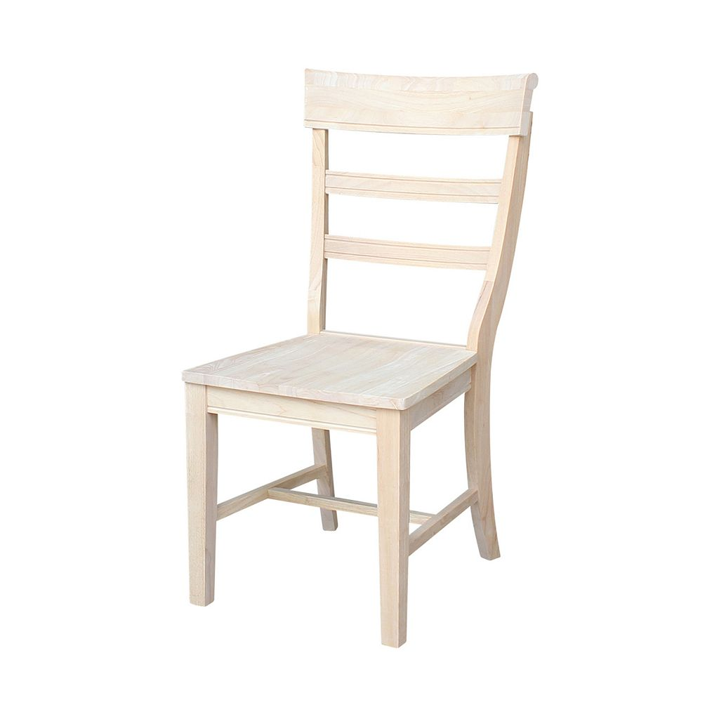 International Concepts Hammerty Dining Chair 2-piece Set