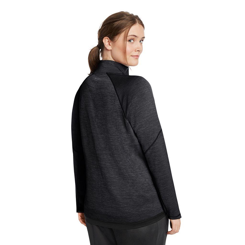 Plus Size Champion Tech Fleece Full Zip Jacket