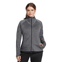 Plus Size Champion Tech Fleece Full Zip Jacket