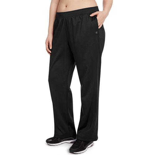 Plus Size Champion Tech Fleece Pants