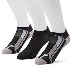 Men's Tek Gear® 3-pack Low-Cut Performance Socks