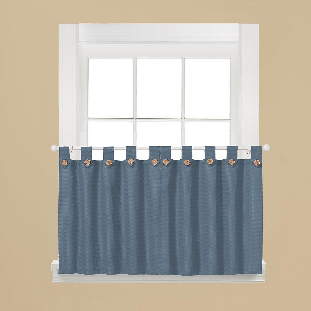 Saturday Knight, Ltd. Westlake Tier Pair Curtains