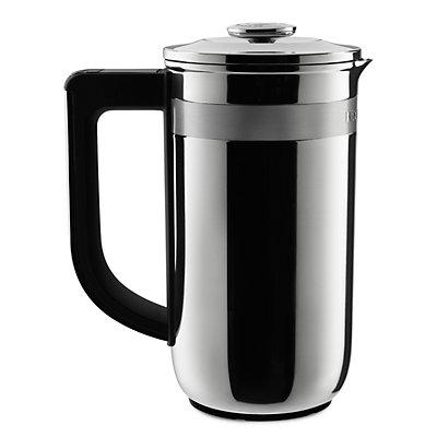 KitchenAid KCM0512SS Precision 25-oz. French Press Coffee Maker
