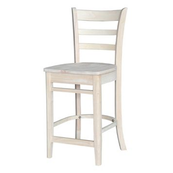 International Concepts Emily Counter Stool