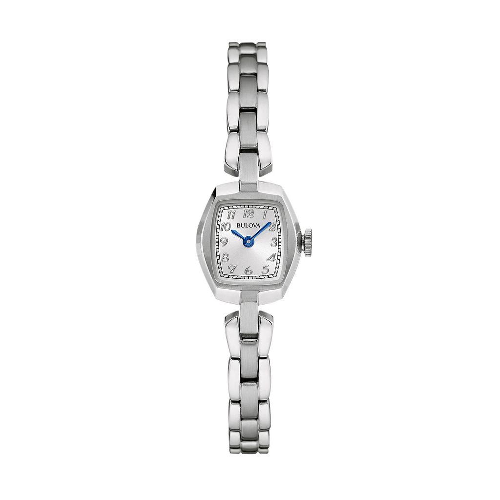 Bulova Women's Classic Stainless Steel Watch - 96L221