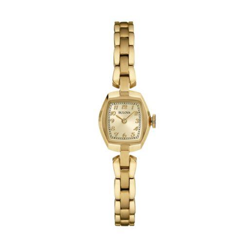Bulova Women's Classic Stainless Steel Watch - 97L155