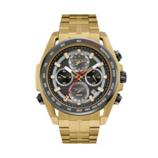Bulova Men's Precisionist Stainless Steel Chronograph Watch - 98B271