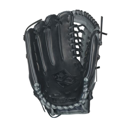 Adult Wilson 12.5-in. Left Hand Throw Outfield Black Baseball Glove