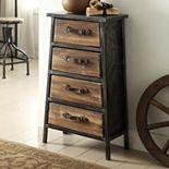 4D Concepts Urban Collection 4-Drawer Dresser
