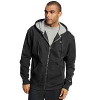 Men's Champion Fleece Powerblend Zip-Up Hoodie
