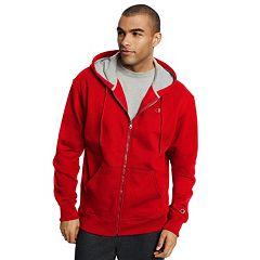 Men's Champion Fleece Powerblend Zip-Up Hoodie