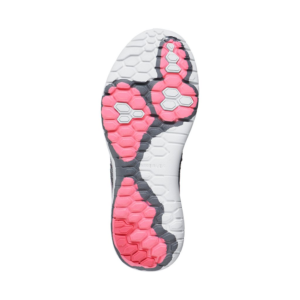 Nike Flex Fury 2 Grade School Girls' Running Shoes