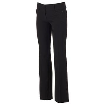 Juniors' Joe B Straight Leg LA Pants